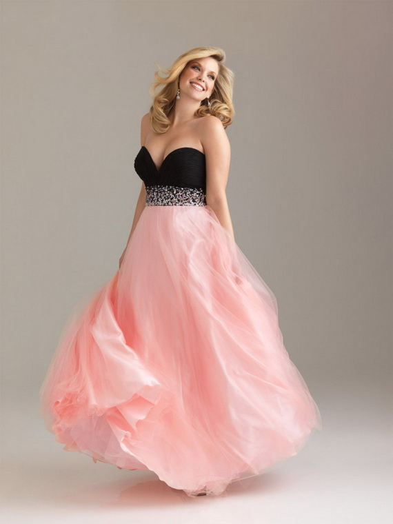 fashion world: Trendy Prom Gowns