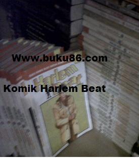 Komik Harlem Beat Lengkap