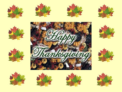 Free Thanksgiving PowerPoint Background 7