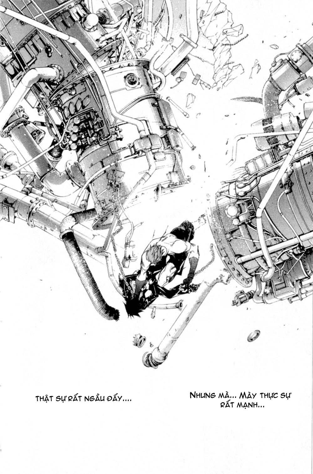 Air Gear Chap 075