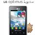 LG E405 Optimus L3 Ganda, Dual SIM Card Telepon Dengan Android RAM 384MB