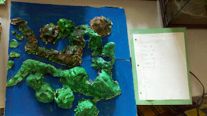 Science Project: Topography