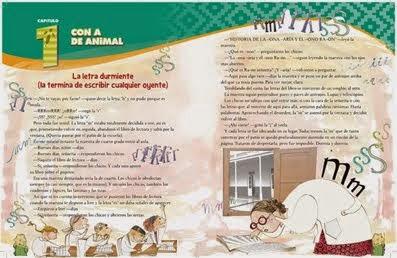 Ilustración para texto Manual lengua