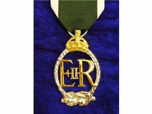 Medalla de la reserva - Malvinas Notthingham
