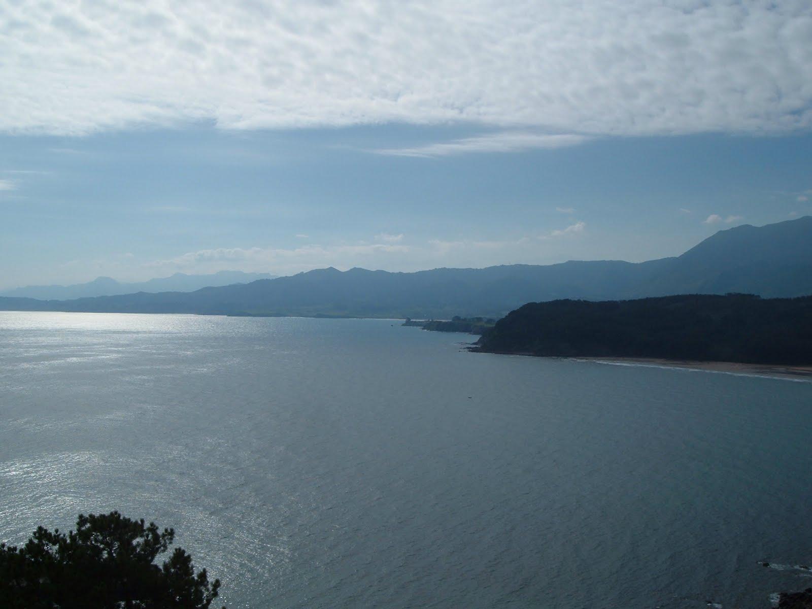 La monta a de luisa y gabriel 07 09 01 lastres y tazones - Marisquerias en asturias ...