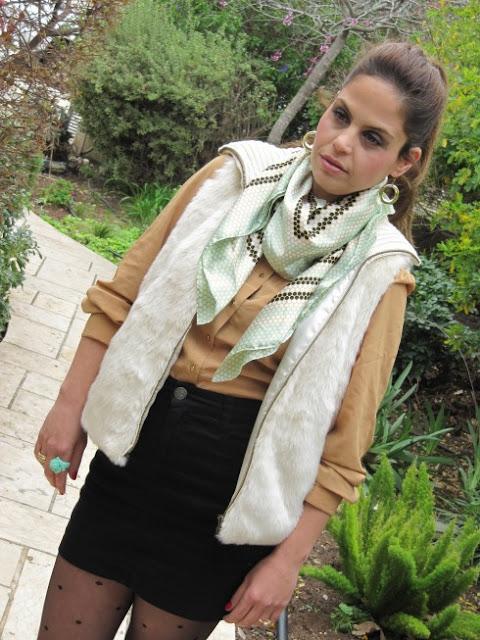 בלוג אופנה Vered'Style טרנד בגזרת האקססוריז