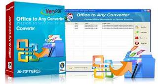 VeryPDF Office to Any Converter v2.0 with Keygen