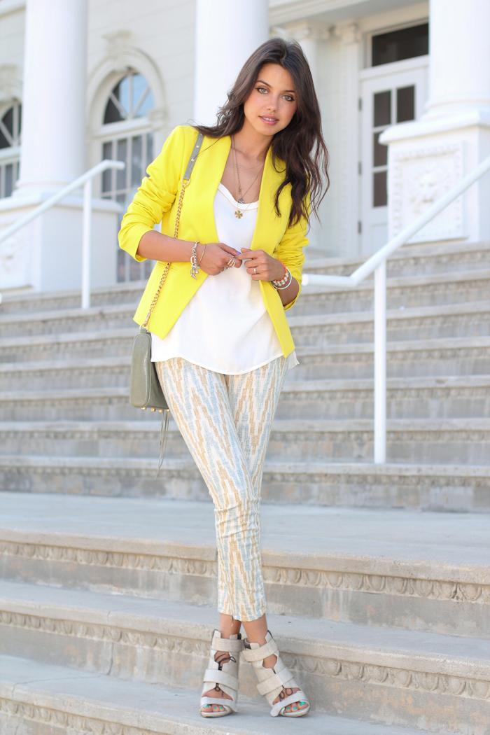 Vivaluxury Fashion Blog By Annabelle Fleur Ikat Girl