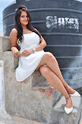 Ashwini latest sizzling photos in white-thumbnail-13