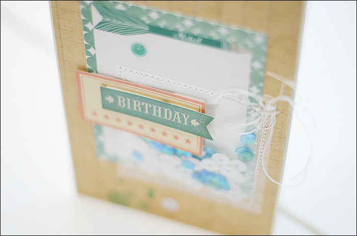 Karte, Geburtstag, birthday card