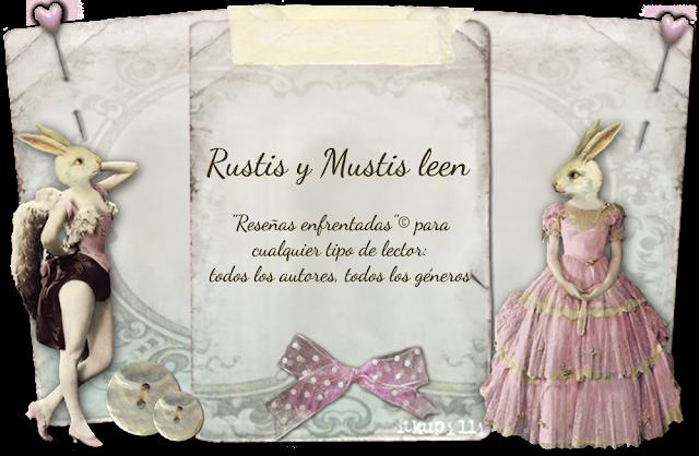 Rustis y Mustis leen