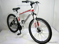 1 Sepeda Gunung Darson DS2618 18 Speed Shimano HardTail Mountain Bike