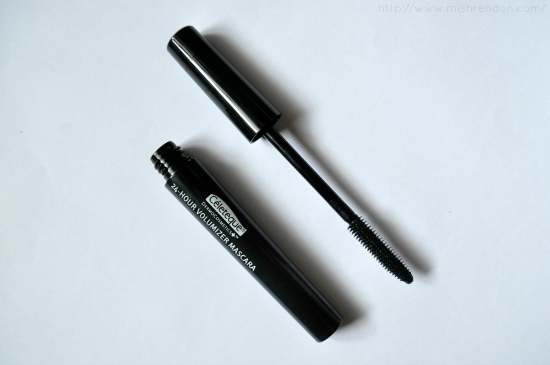 Celeteque DermoCosmetics (Swatches + First Impression) 24 Hour Volumizer Mascara