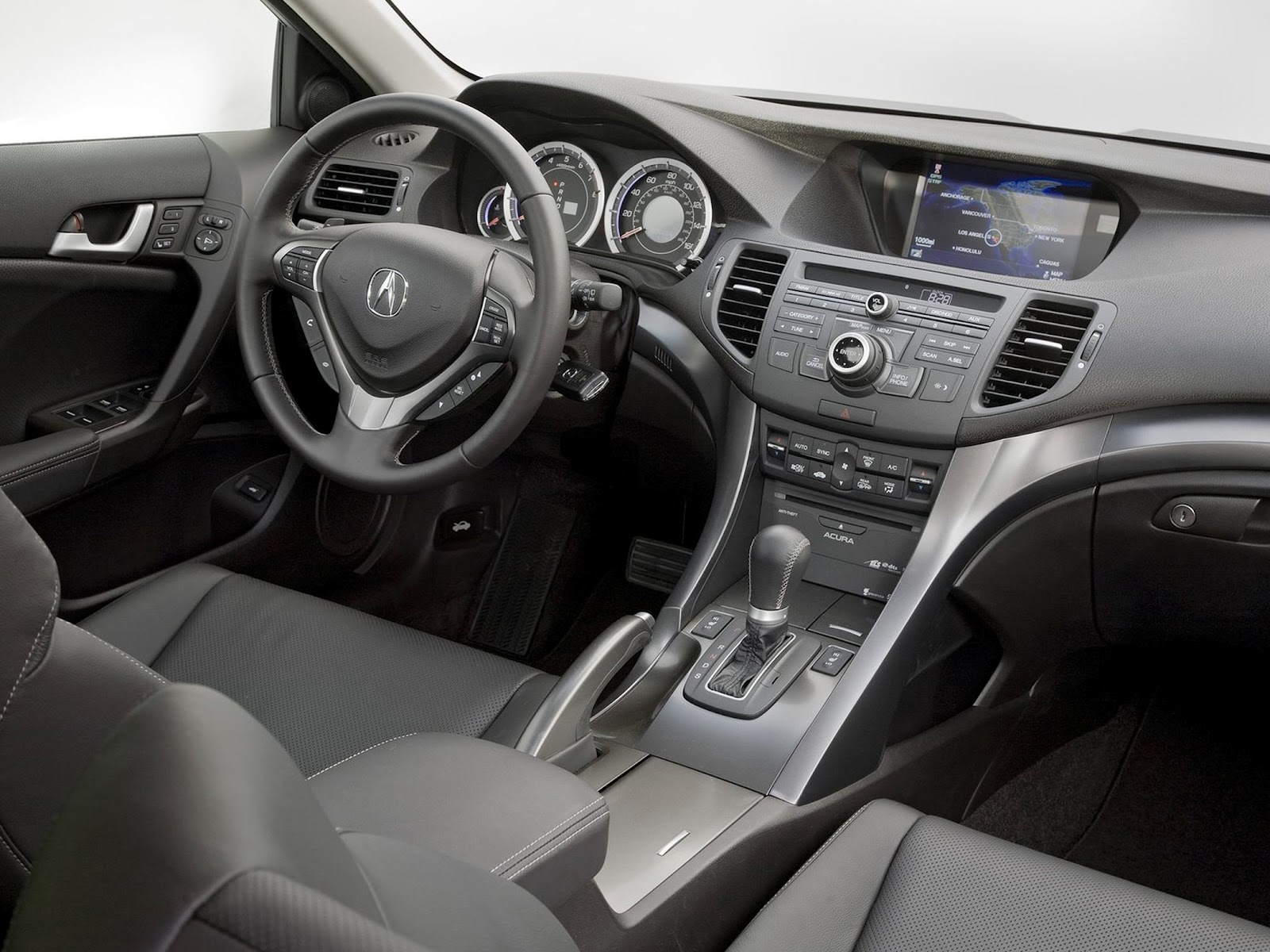 new autos tunning 2012 acura tsx interior. Black Bedroom Furniture Sets. Home Design Ideas