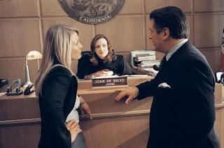 El proceso judicial en La Decisión de Anne