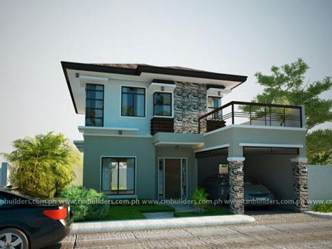 bentuk+rumah+minimalis+eropa Bentuk Rumah Minimalis Terbaru