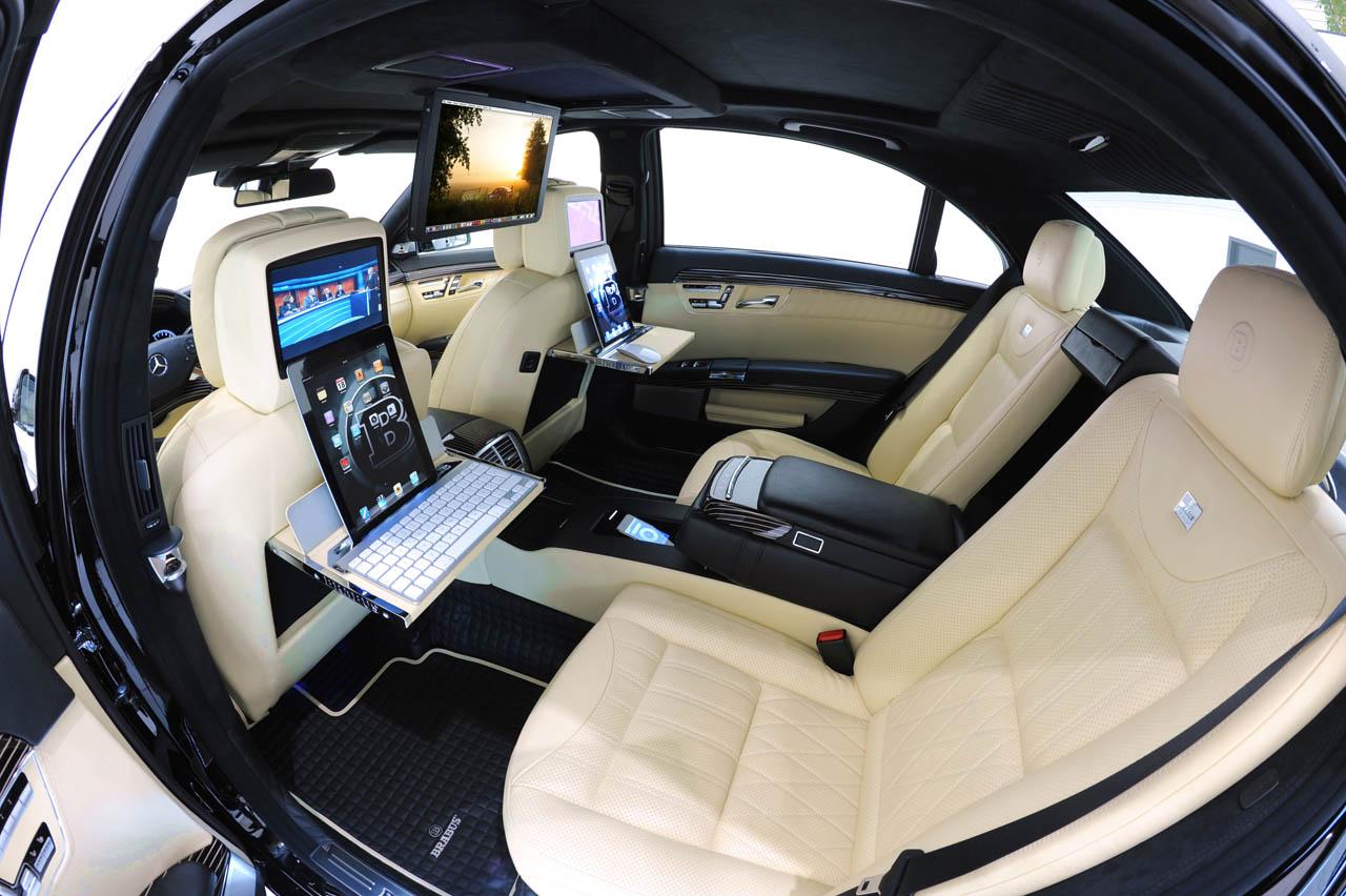 Brabus iBusiness 2.0 Business Seat