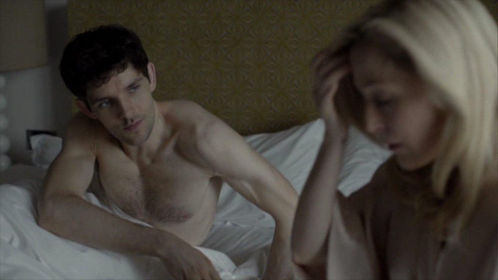 Nude colin morgan