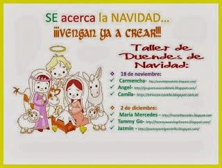 cartel taller de duendes