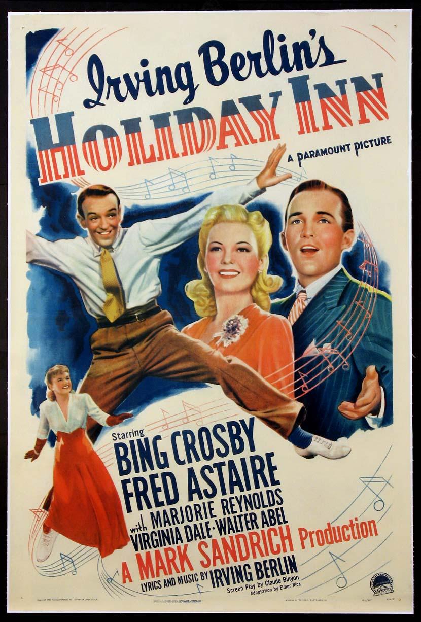A March Through Film History Holiday Inn 1942