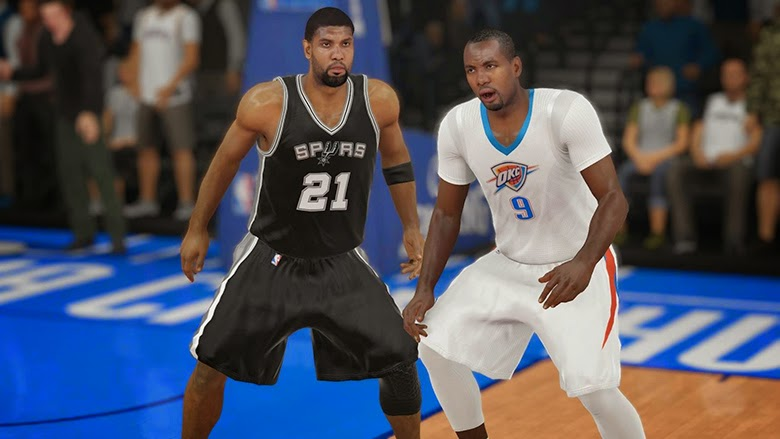 NBA 2K15 Roster Update - March 6, 2015