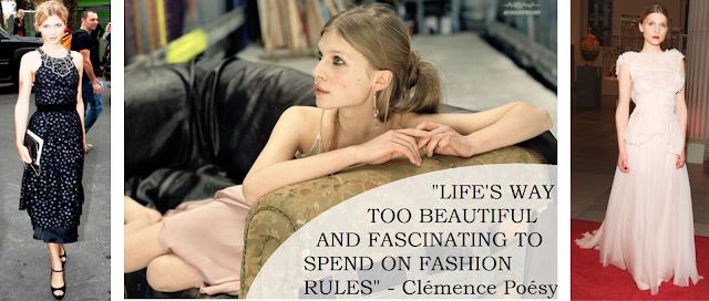 Style Icon: Clémence Poésy