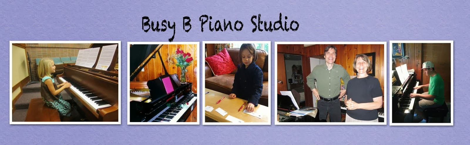 Busy B's Piano Studio