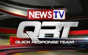 News TV Quick Response Team January 16 2017 SHOW DESCRIPTION: News TV Quick Response Team (or simply News TV QRT) is the afternoon news broadcast of GMA News TV which […]