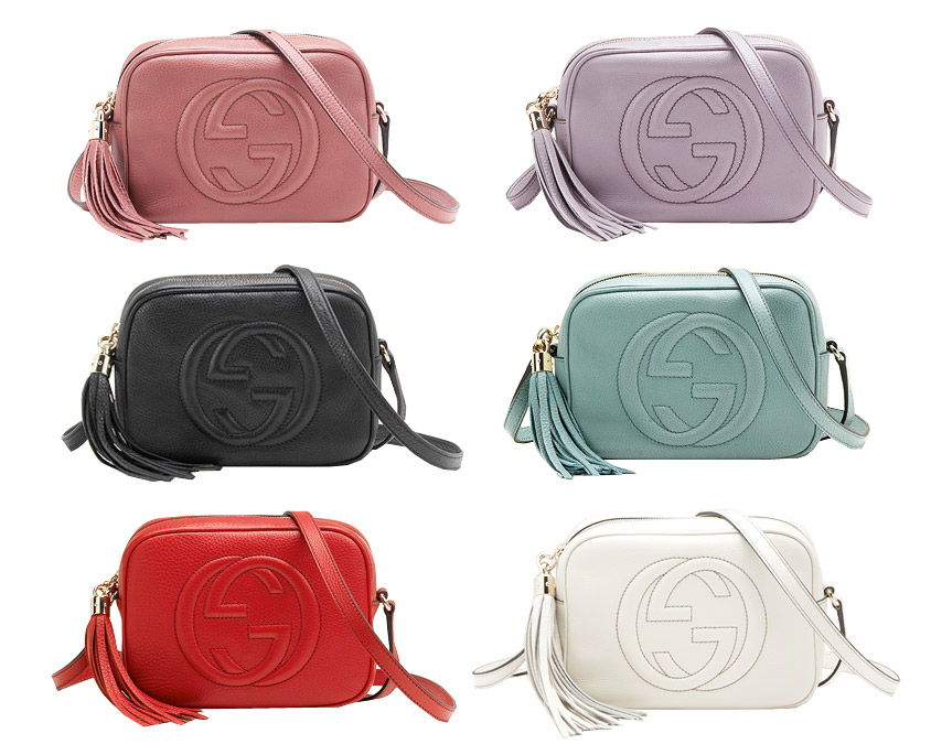 Borsa Gucci Disco Bag Soho