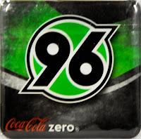 FC Ingolstadt 04 Magnet Coca Cola Zero Fussball Bundesliga