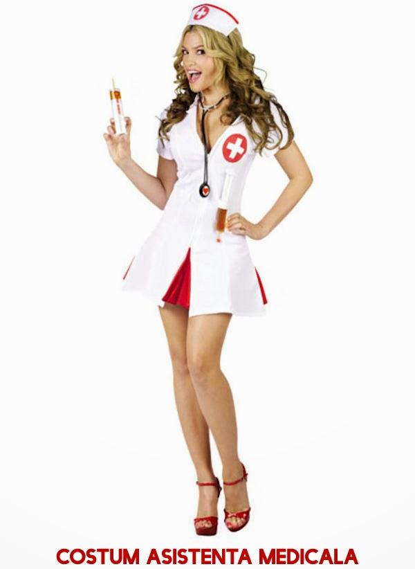 Costum Asistenta Medicala