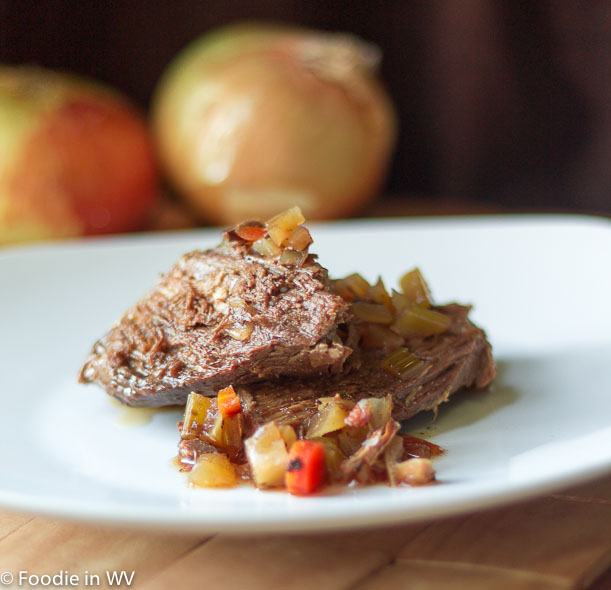 Click for Recipe for Balsamic Pot Roast