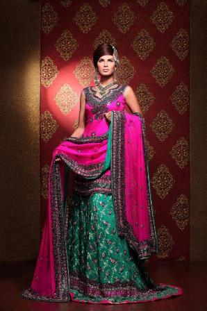 Bridal-Lehengas-Collection-For-Women