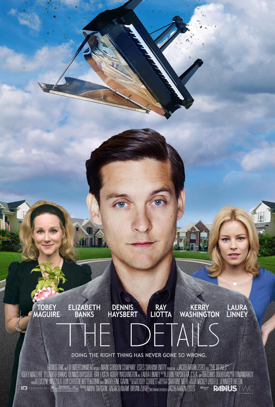 The Details 2012 - 'Official Poster'