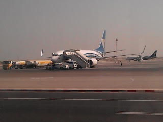 Oman Airport To Bangkok