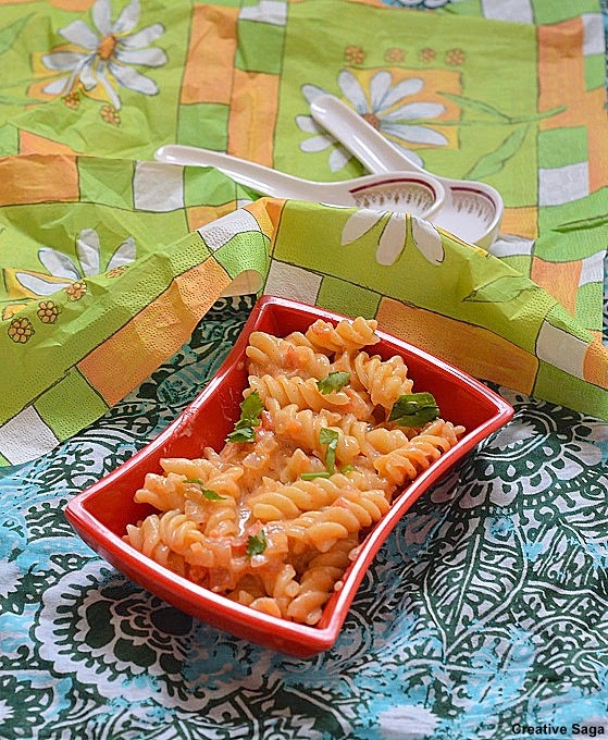 pasta for kids lunch box