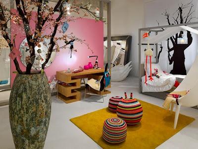 decoración dormitorios niños