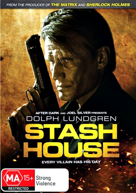 Filme Poster Stash House DVDRip XviD & RMVB Legendado