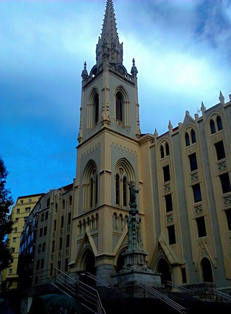 Iglesia de los Jesuitas en Santander