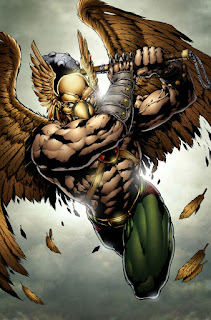 Hawkman to appear in ARROW and THE FLASH..