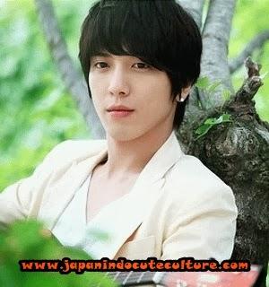 Jung Yong Hwa Aktor Korea Paling Ganteng, Cakep, dan Imut