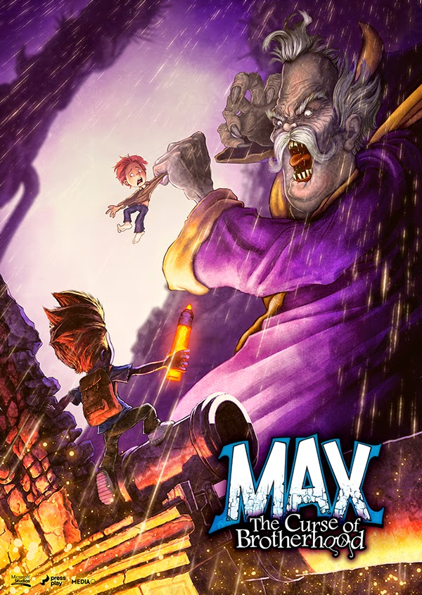 Max The Curse of Brotherhood - Reloaded 2014