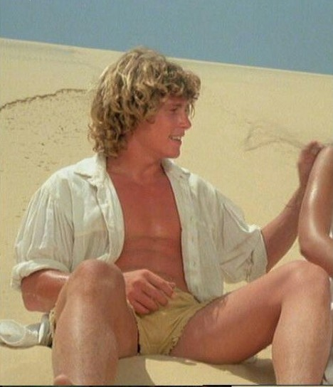willie aames in the nude