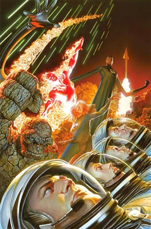 Fantastic Four #1 by Ross
