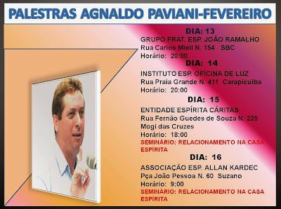 Agnaldo Paviani