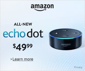 ALL NEW AMAZING ECHO DOT