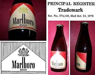 Cerveja Marlboro