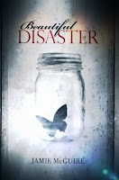 book cover of Beautiful Disaster by Jamie McGuire
