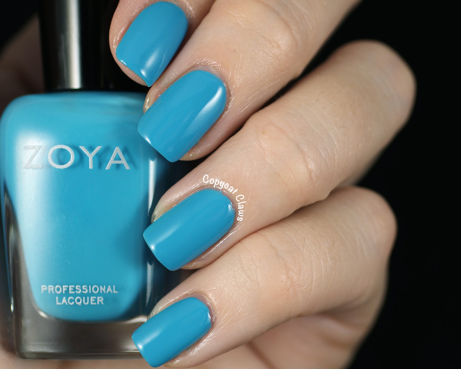 started with a base of Zoya Robyn  This is two coats plus top coat    Zoya Robyn