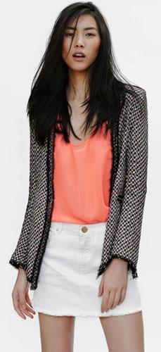 Zara online primavera verano 2012